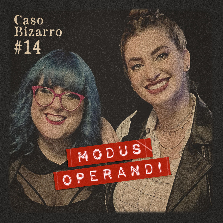 Caso Bizarro #14 - Mordida pelo demônio, o espírito perdido e o caso bizarro da Carol (feat. Carol Moreira)