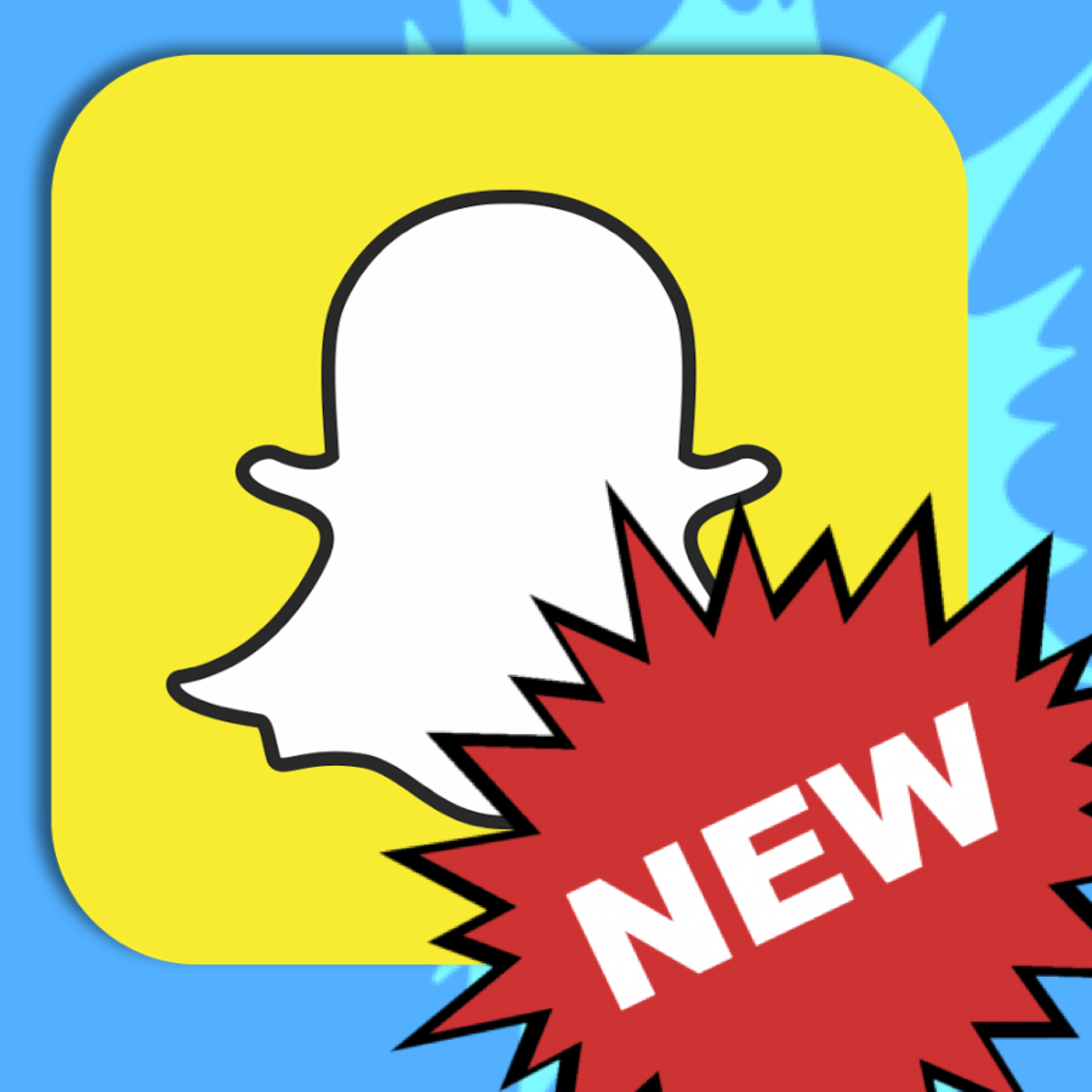 NEW Snapchat Update😱 April 17, 2018 by Sketch w/ Sal • A podcast on
