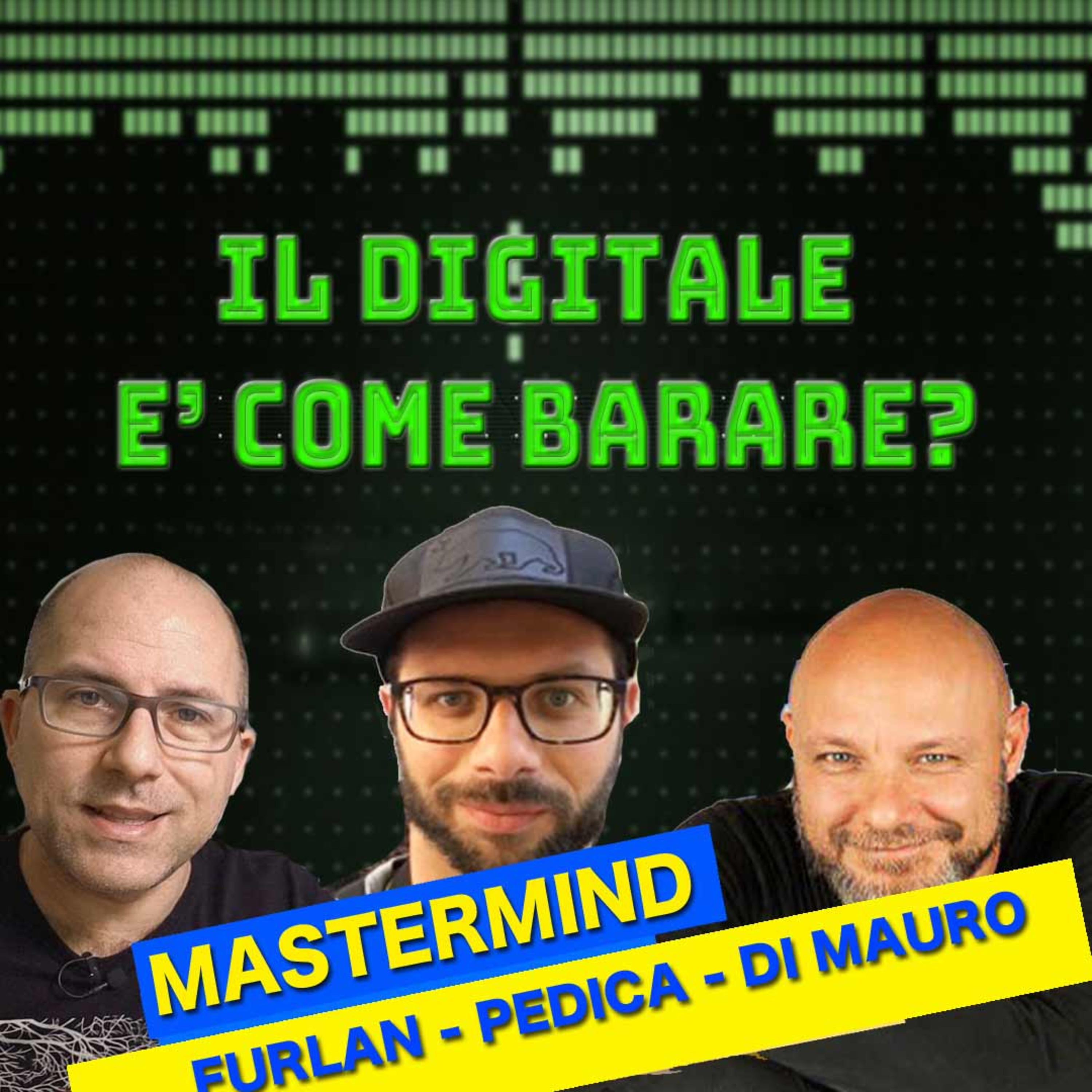 Il digitale è come barare?