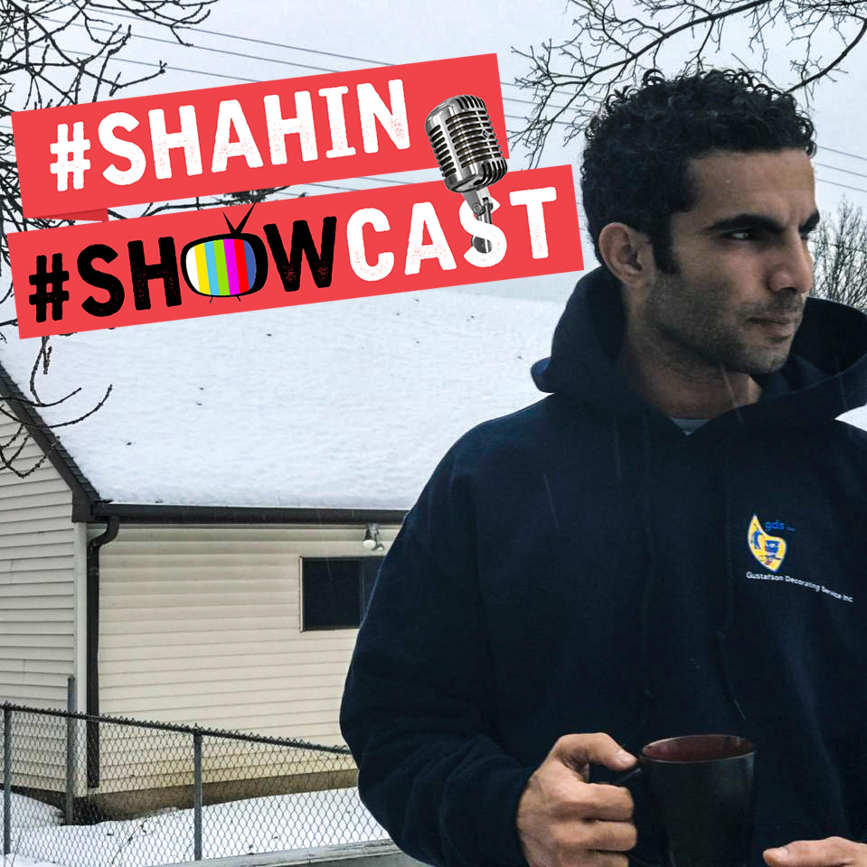 Shahin ShowCast #4   أحمد كيميا عن هجرته وحياته فى أمريكا والعمل فى مجال الترجمه ونشأته فى صعيد مصر