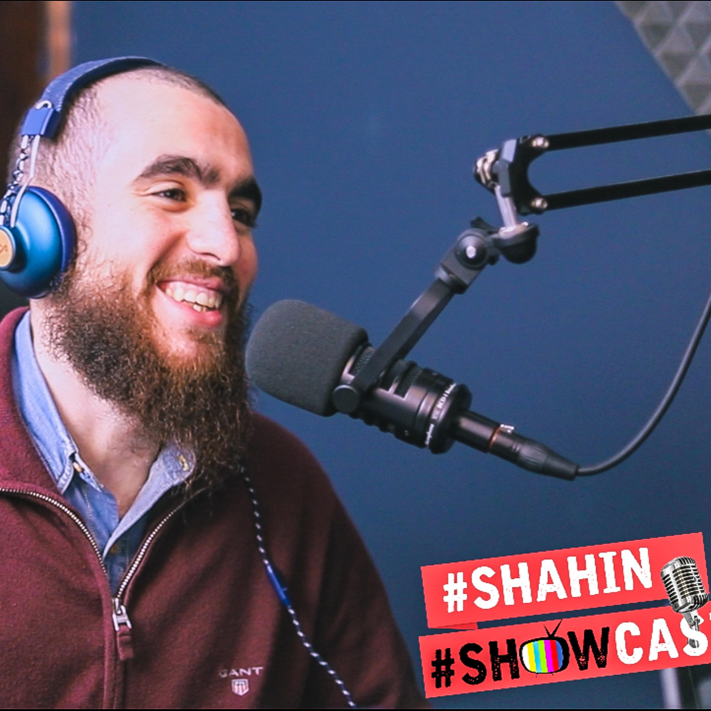 Shahin ShowCast #5  شريف على يحكى قصة هدايته لأول مره ونصائح هتغير حياتك