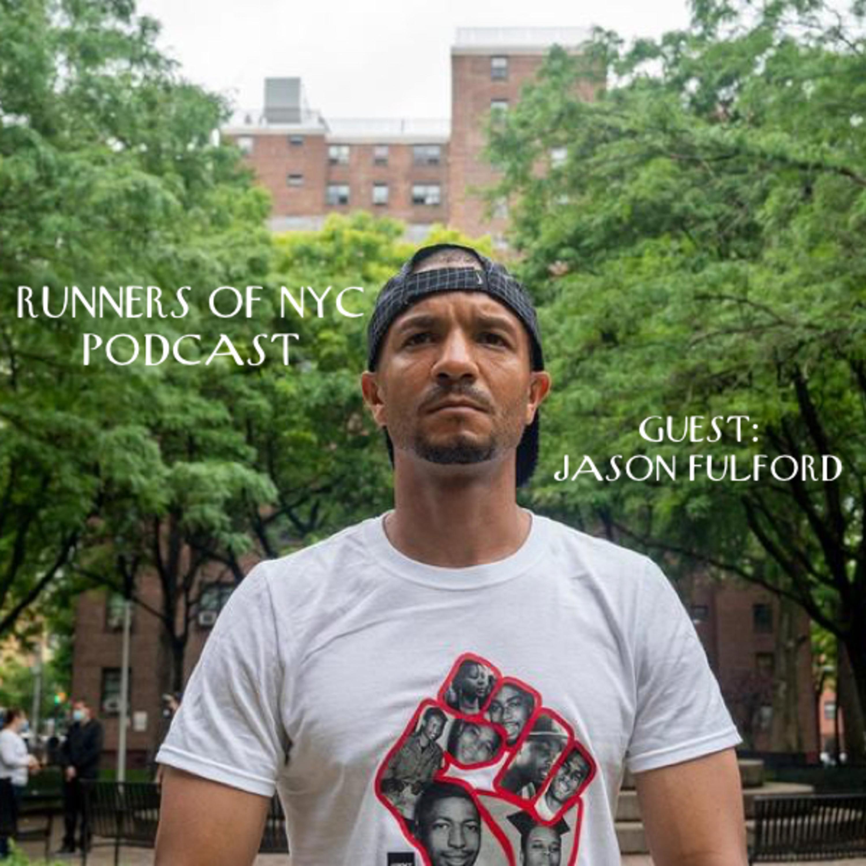 Episode 44 – Jason Fulford of The Running Edge and Black Men Run