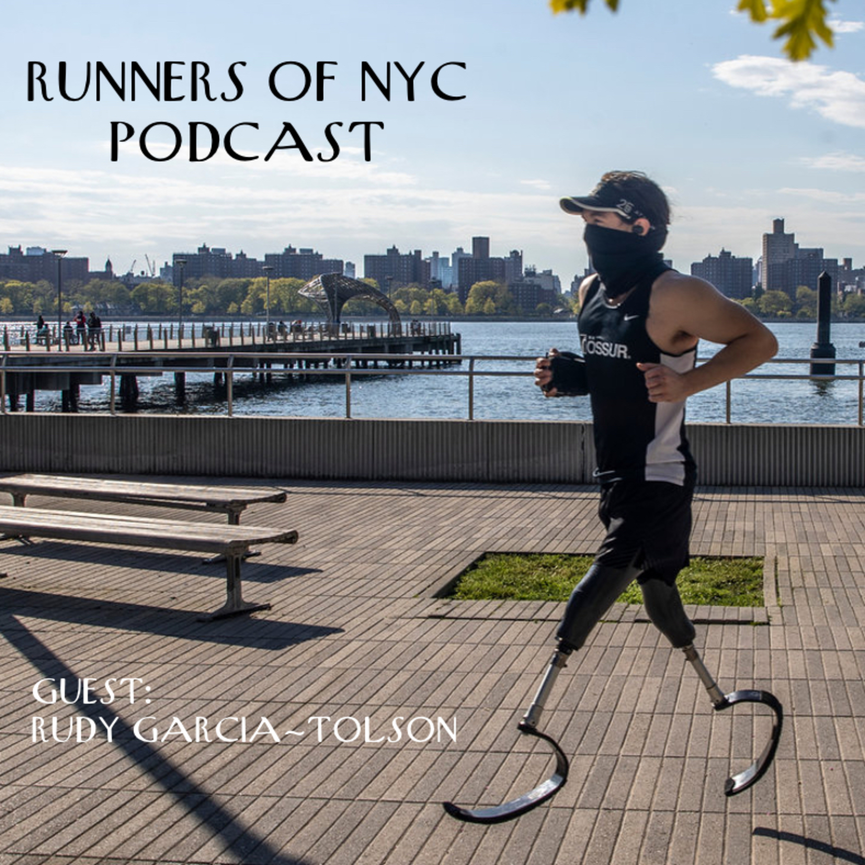 Episode 45 – Rudy Garcia-Tolson, Four-Time U.S. Paralympic Swimmer and Runner