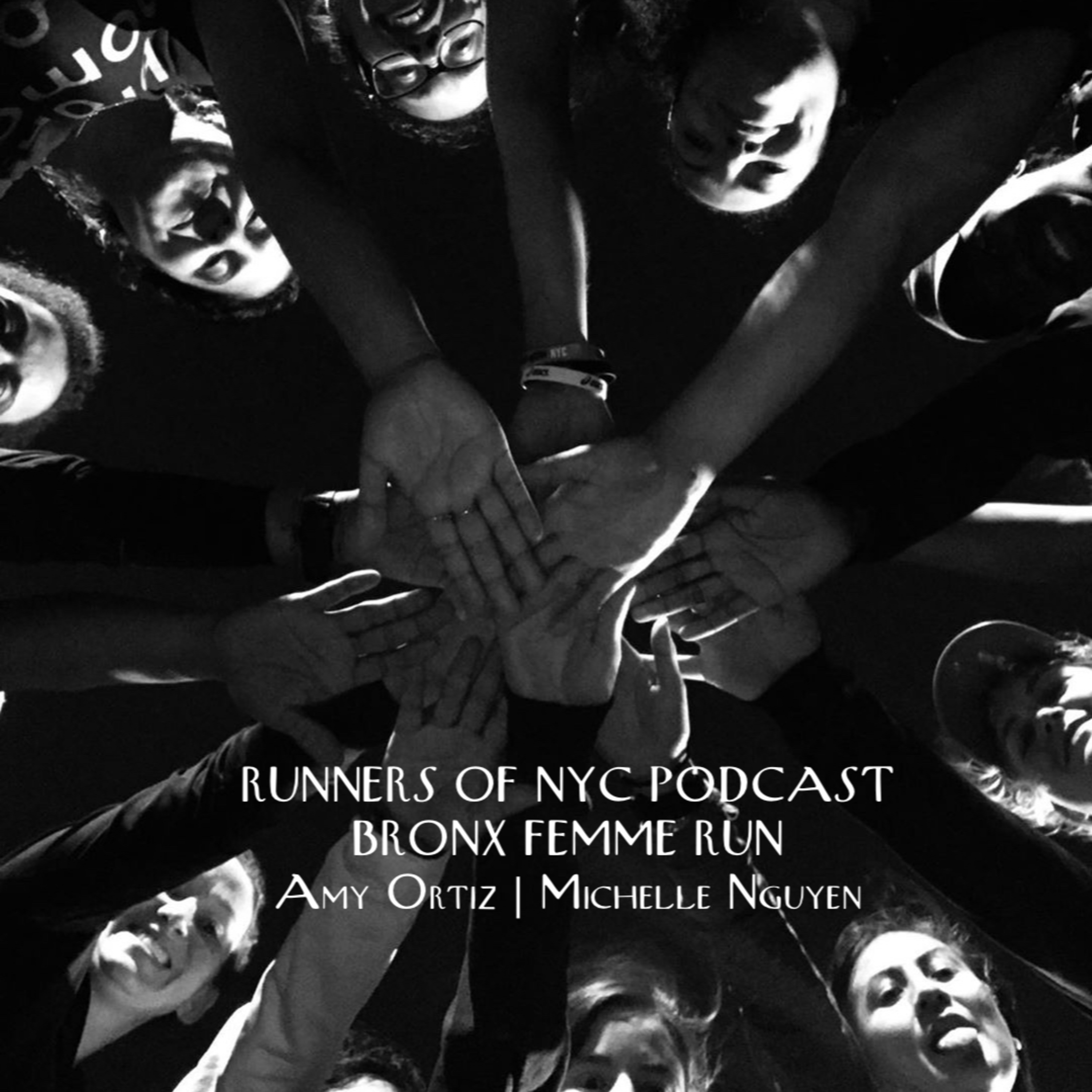 Episode 46 – Amy Ortiz and Michelle Nguyen of Bronx Femme Run