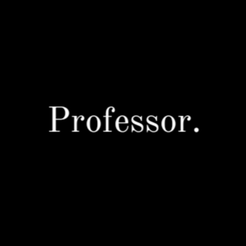 Episode 45 - Cara Menjadi Professor