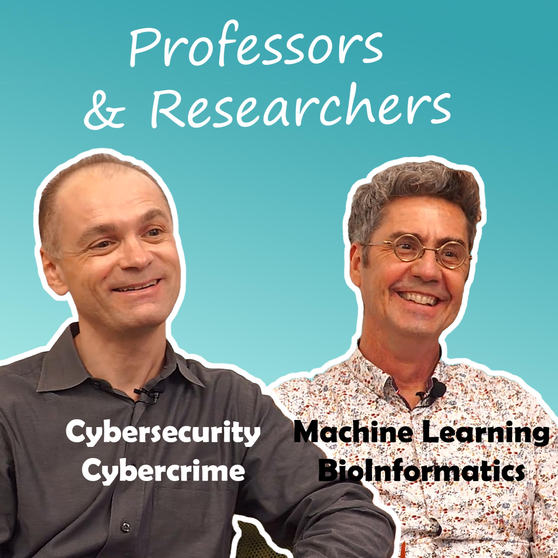 SESA Podcast - Cybersecurity & BioInformatics at uOttawa   Interview with Professor Jourdan and Professor Turcotte