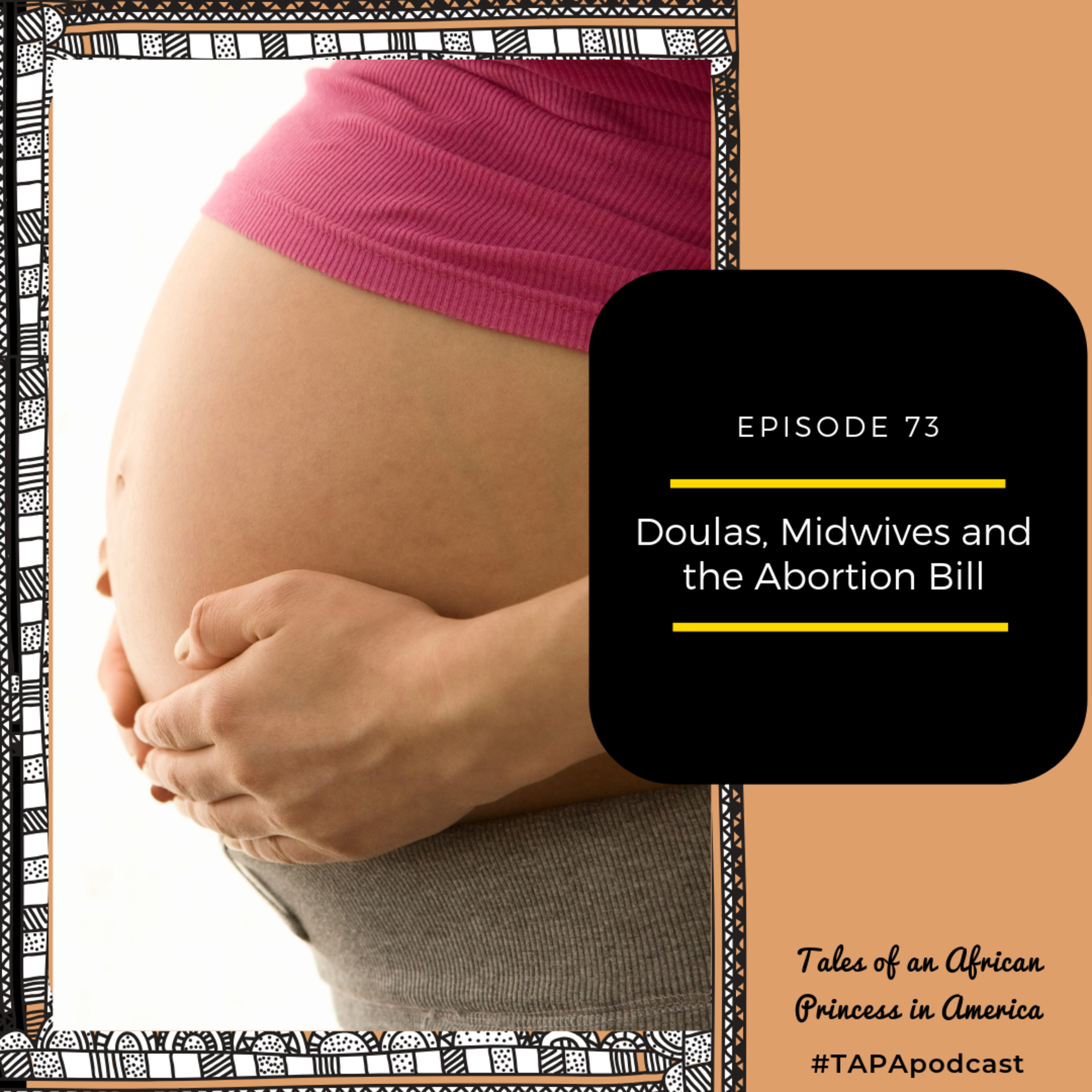 Doulas, Midwives and the Abortion Bill