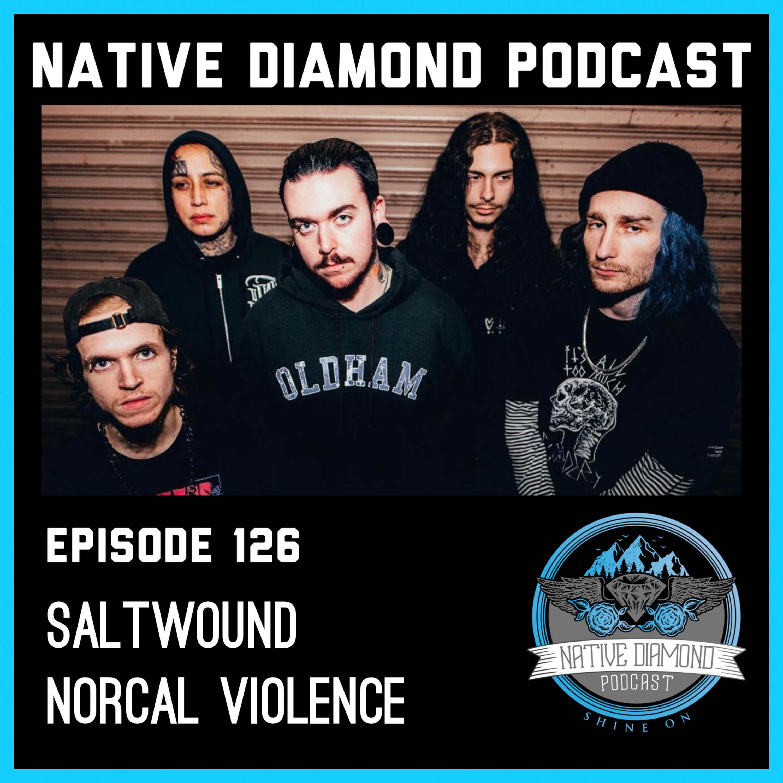 """SALTWOUND   """"Assault // Split Lip"""" & """"(DEAD)WEIGHT""""   Crazy Road Stories   & Much More!"""