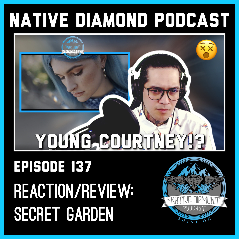 Spiritbox - Secret Garden (Official Music Video) - REACTION / REVIEW   Native Diamond Podcast