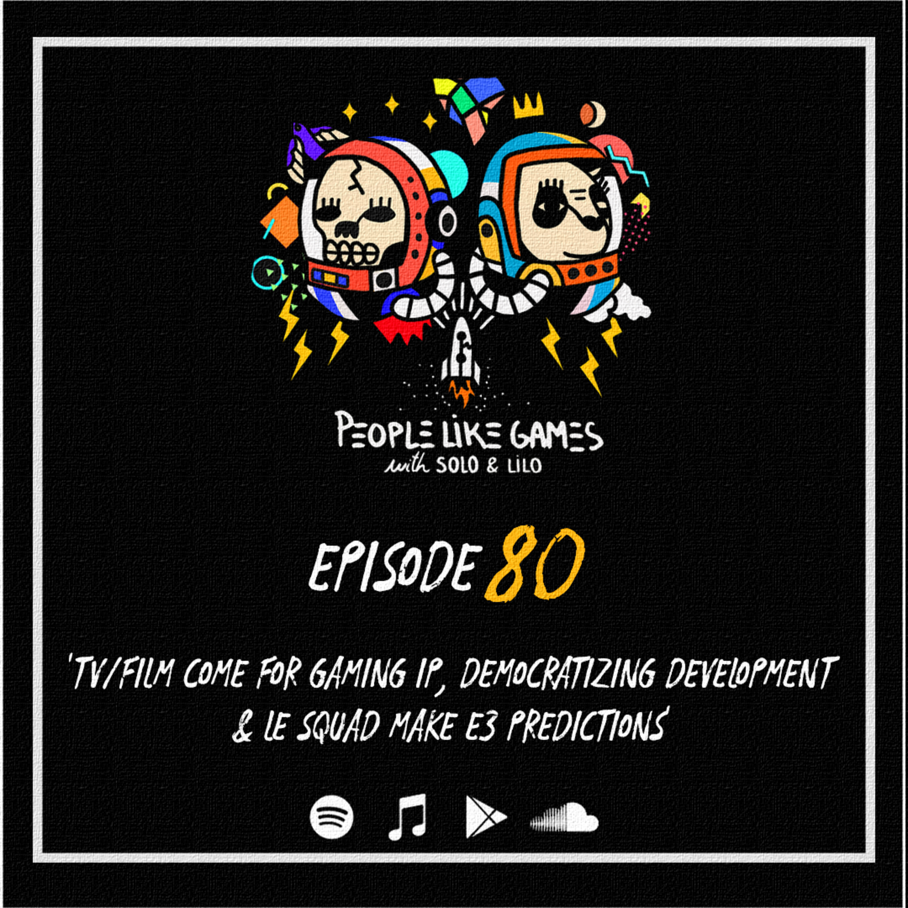 People Like Games - Podcast – Podtail