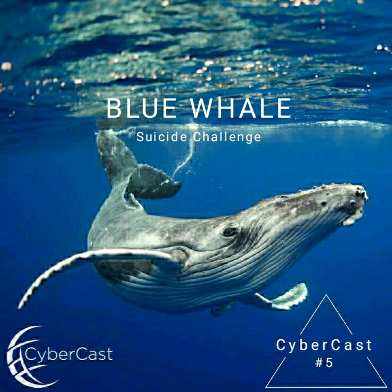 نهنگ آبی ، چالش مرگ