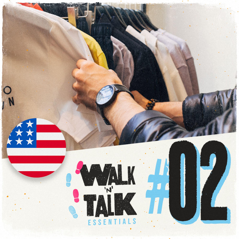 Walk 'n' Talk Essentials #02 - De compras