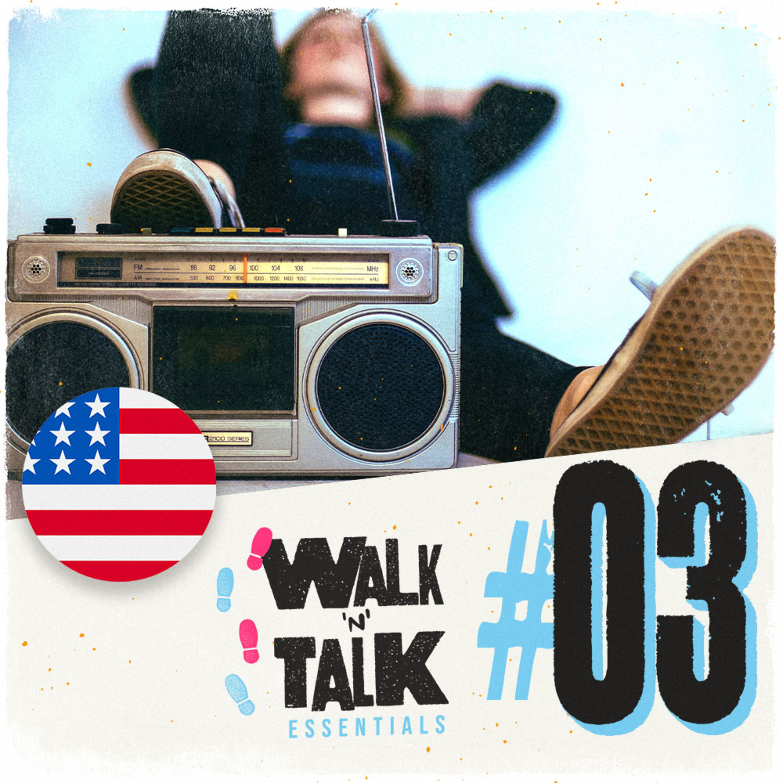 Walk 'n' Talk Essentials #03 - ¿Qué tipo de música te gusta?