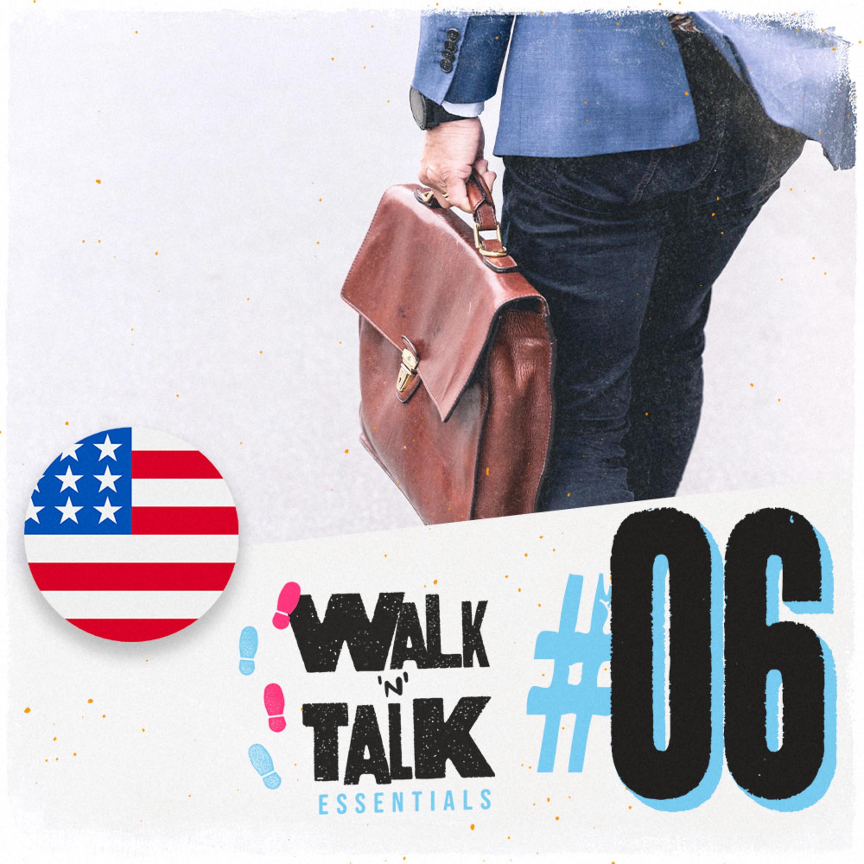 Walk 'n' Talk Essentials #06 - ¿En qué trabajas?