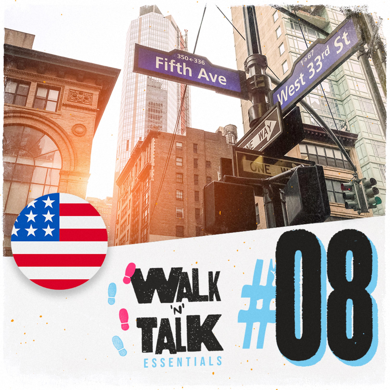 Walk 'n' Talk Essentials #08 - ¿Dónde puedo encontrar el museo?