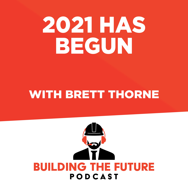 2021 Has Begun