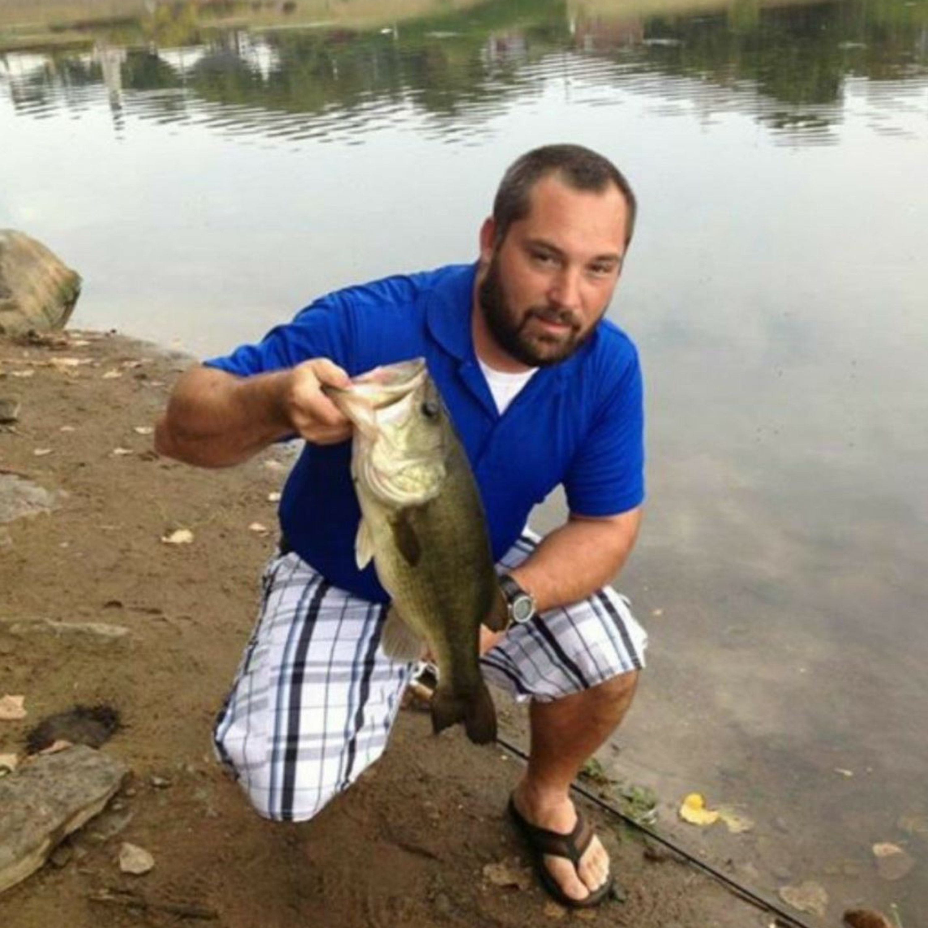 Fish Talk with Andrew Roberts of Andrew Roberts Outdoors