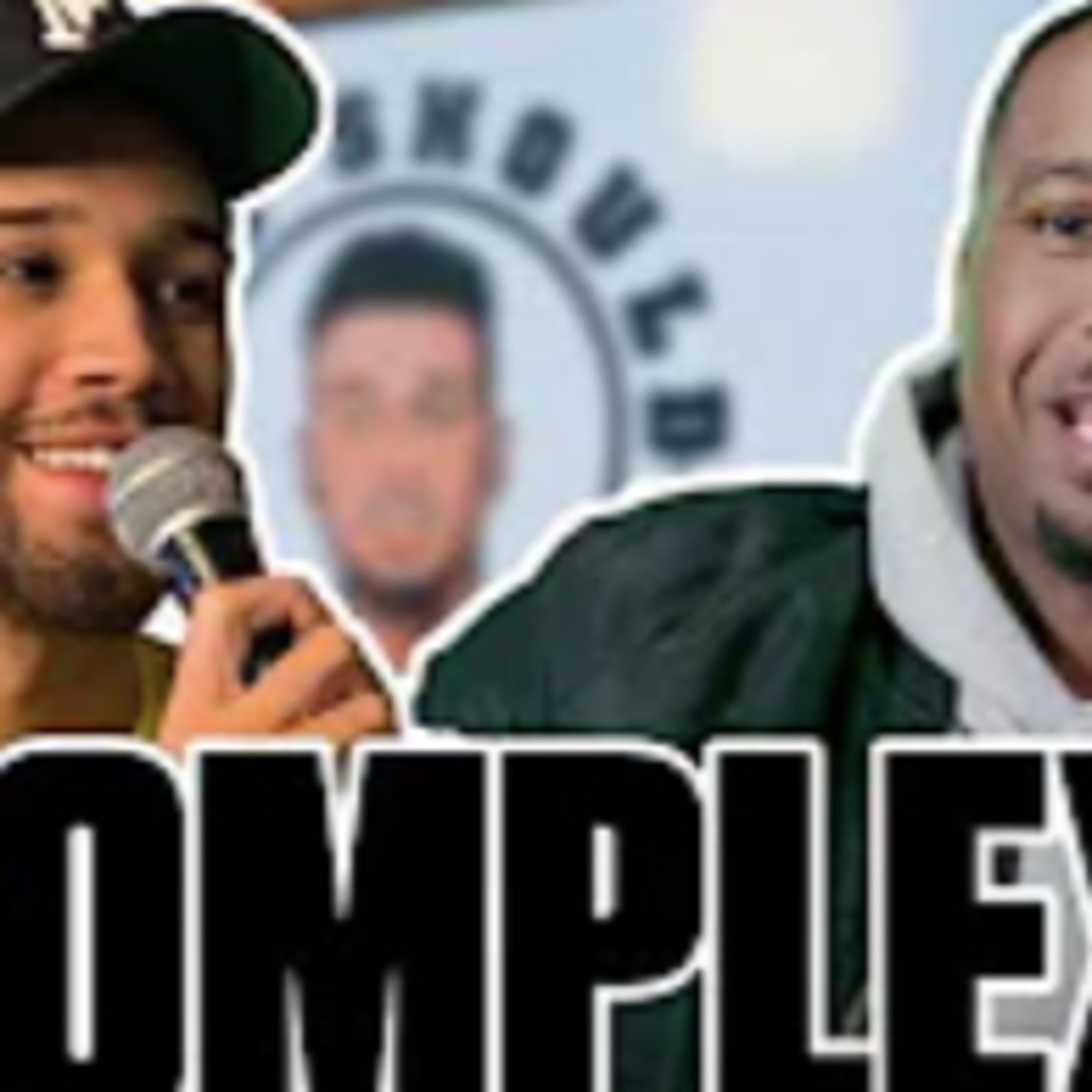 Life Working At *COMPLEX NEWS* ft. Pierce Simpson -You Should Know Podcast-