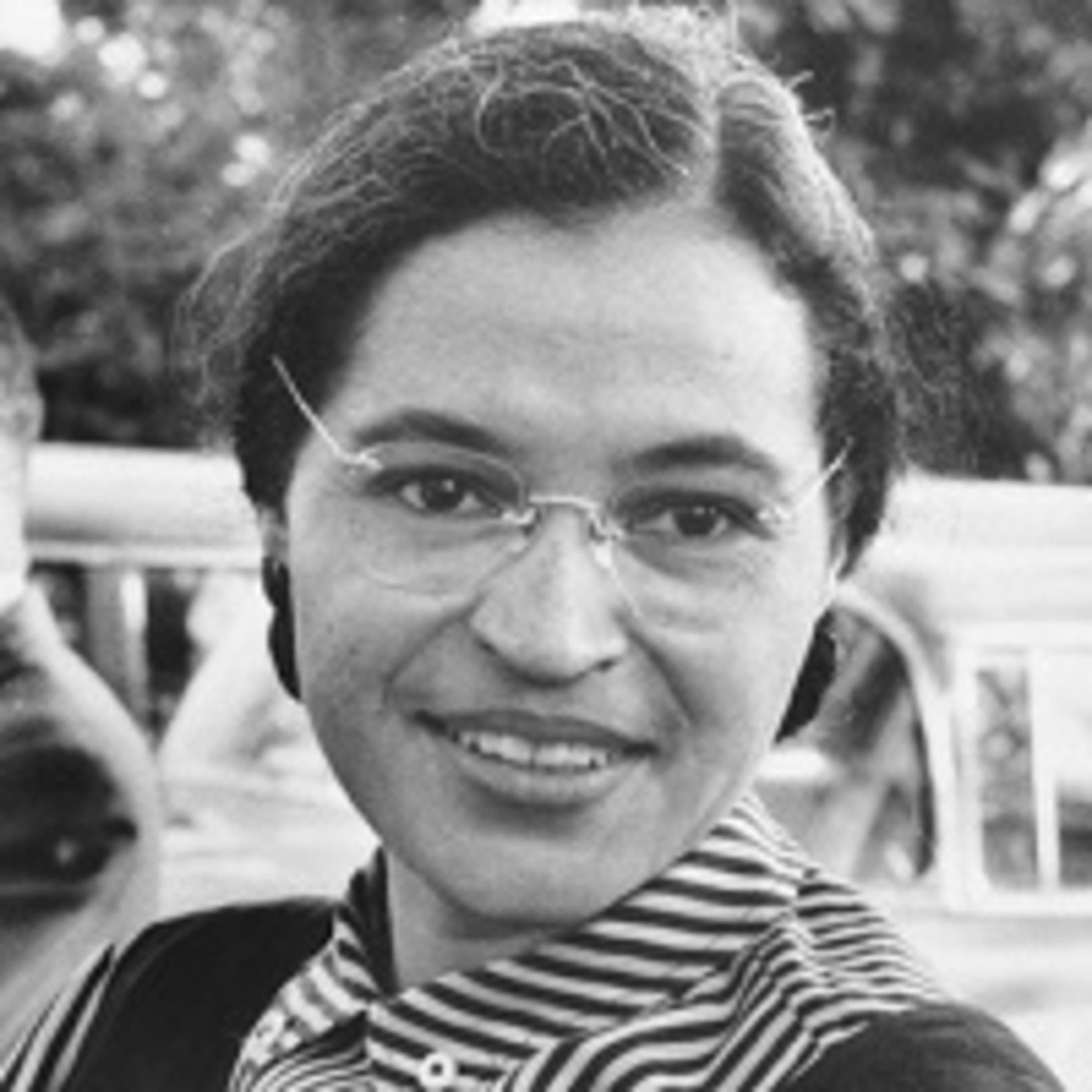 """""""Knowing what must be done, does away with fear."""" Rosa Parks – Fear"""