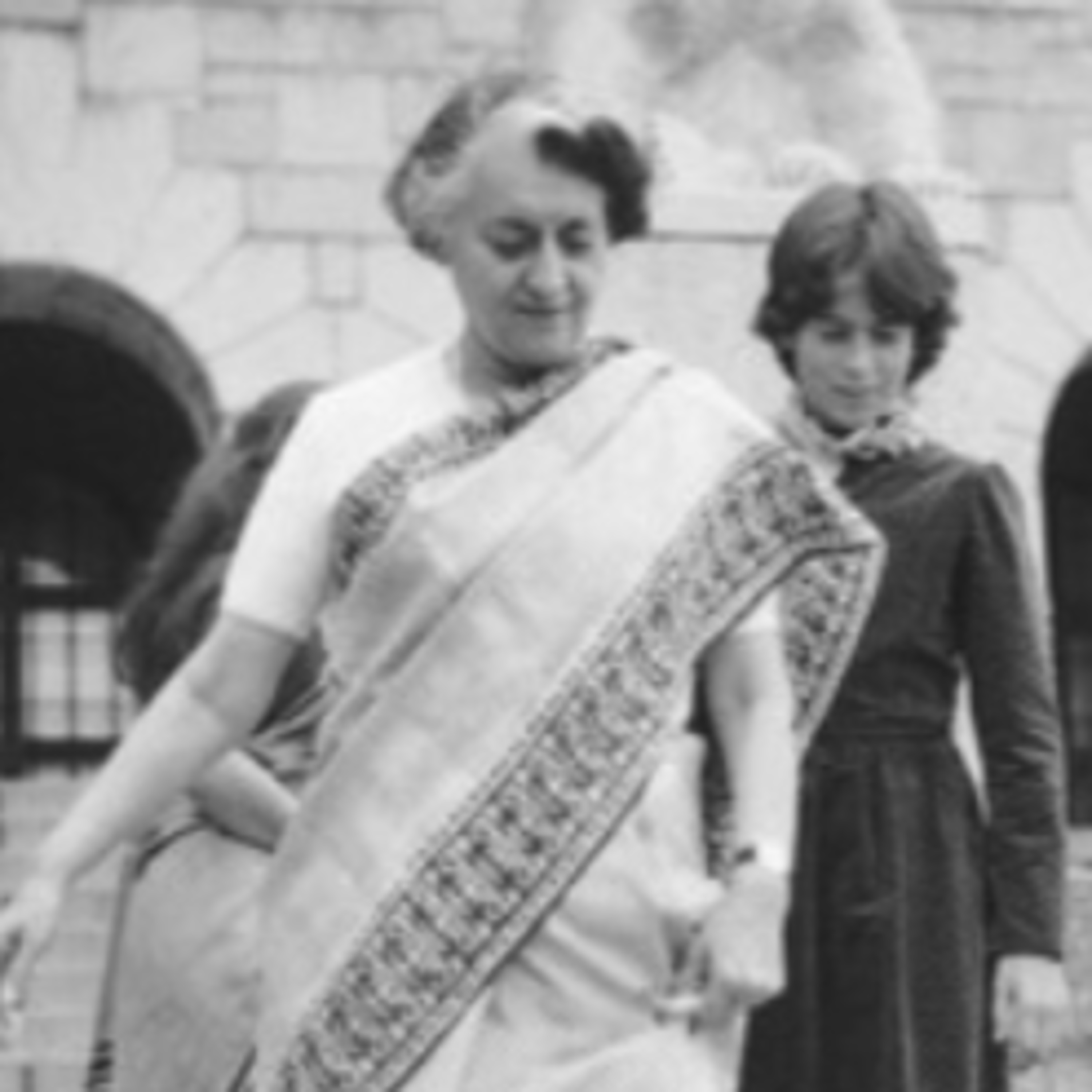 """""""You can't shake hands with a clenched fist.""""  Indira Gandhi – Trust"""