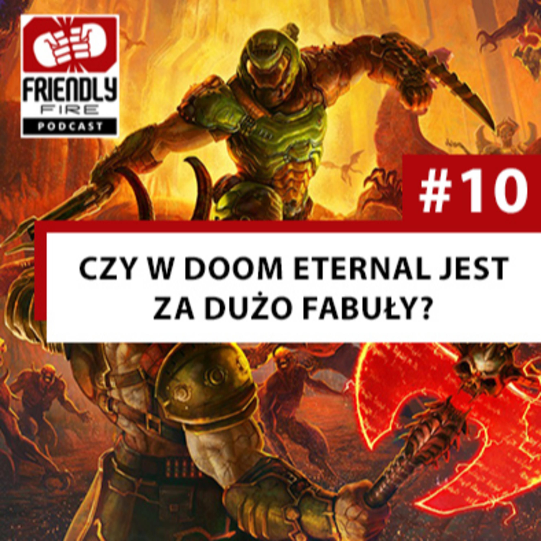 #10 | Czy w Doom Eternal jest za dużo fabuły? Czemu konferencja PS5 była zła?