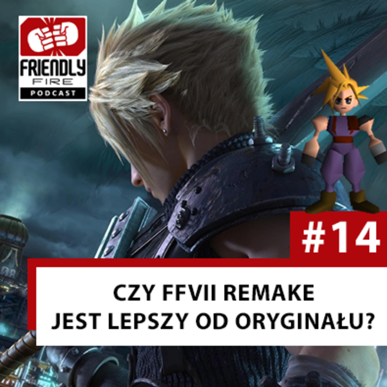#14 Czy Final Fantasy VII Remake jest lepszy od oryginału?