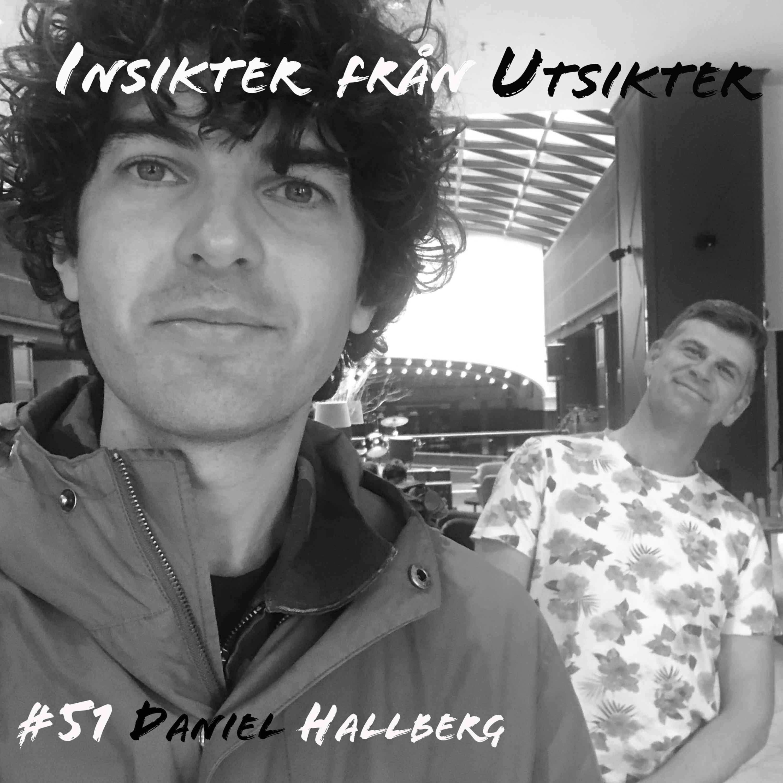 51. Daniel Hallberg - En sketchmakare från Sibirien