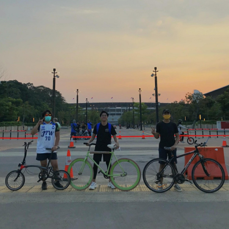 Sepeda Sosialita!