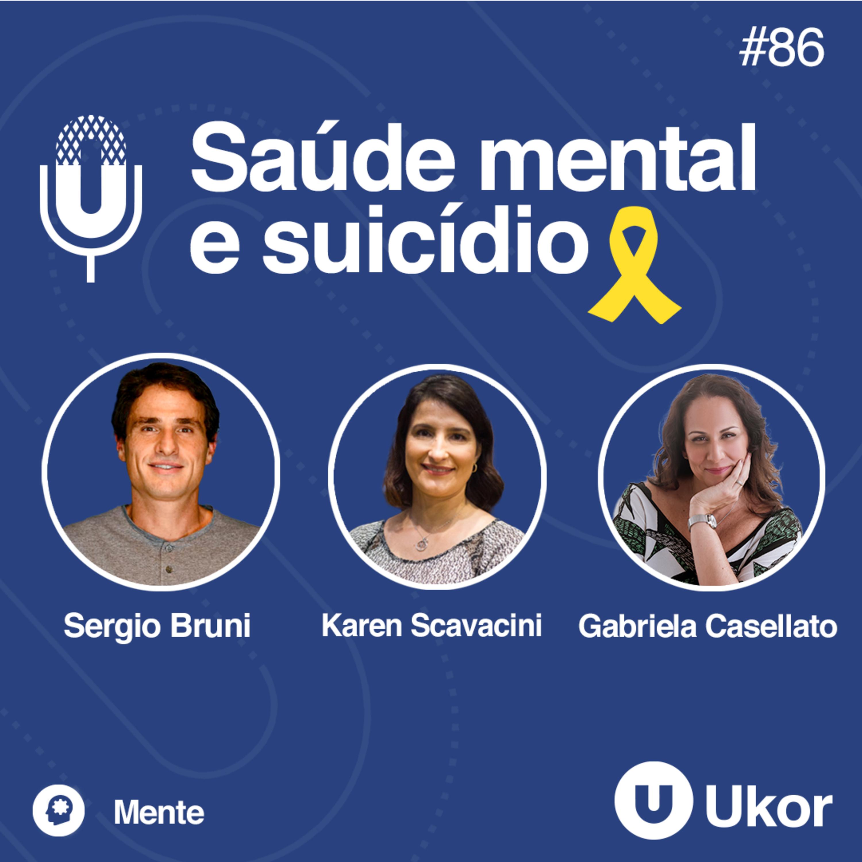 SETEMBRO AMARELO: saúde mental e suicídio