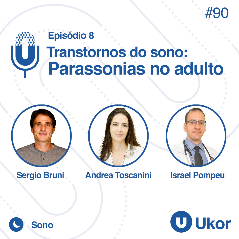 TRANSTORNOS DO SONO - Ep. 8 - Parassonias no adulto #90