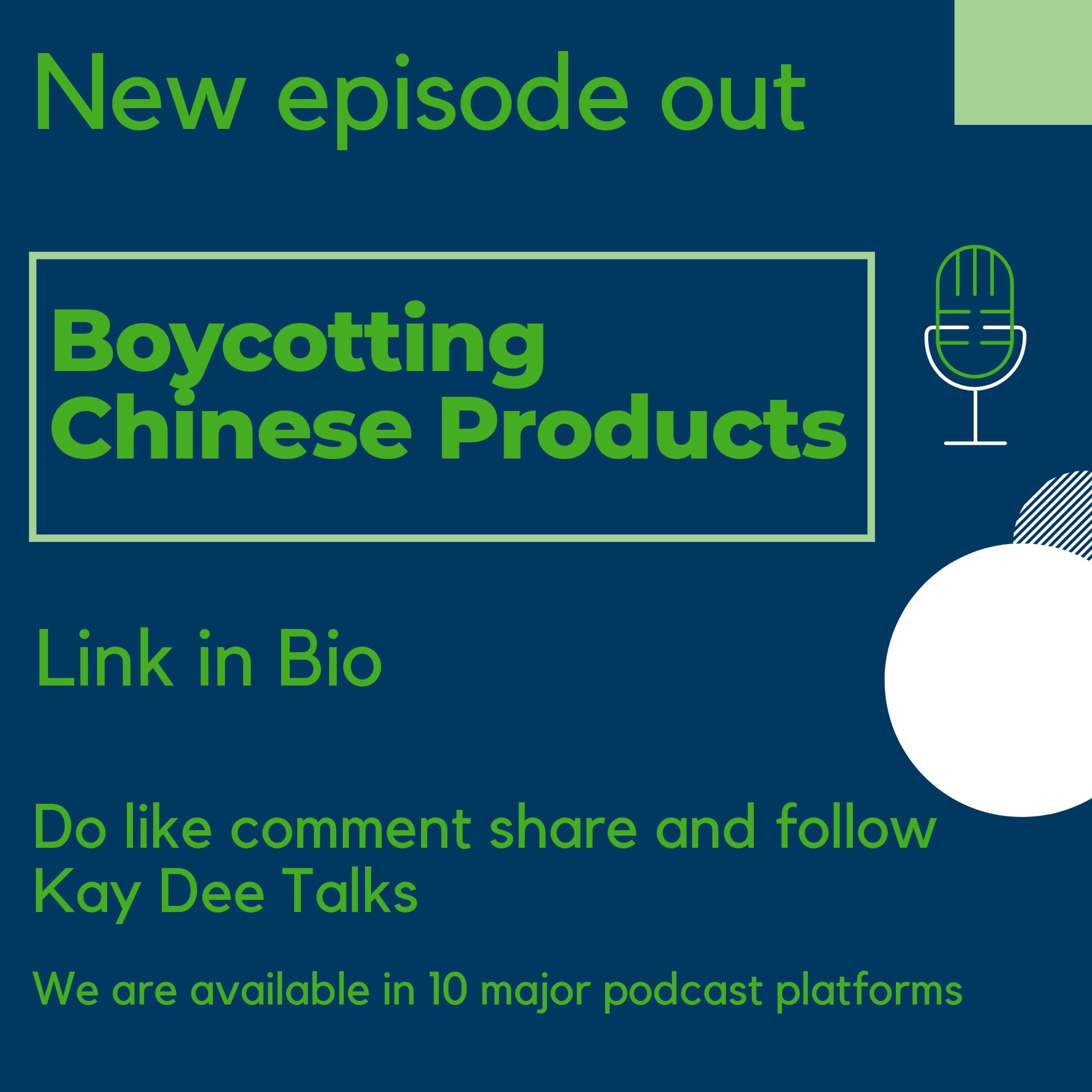 Boycotting Chinese Products   Tik Tok Rating   Transition of Indian Nationalism - 2   Tamil Podcast