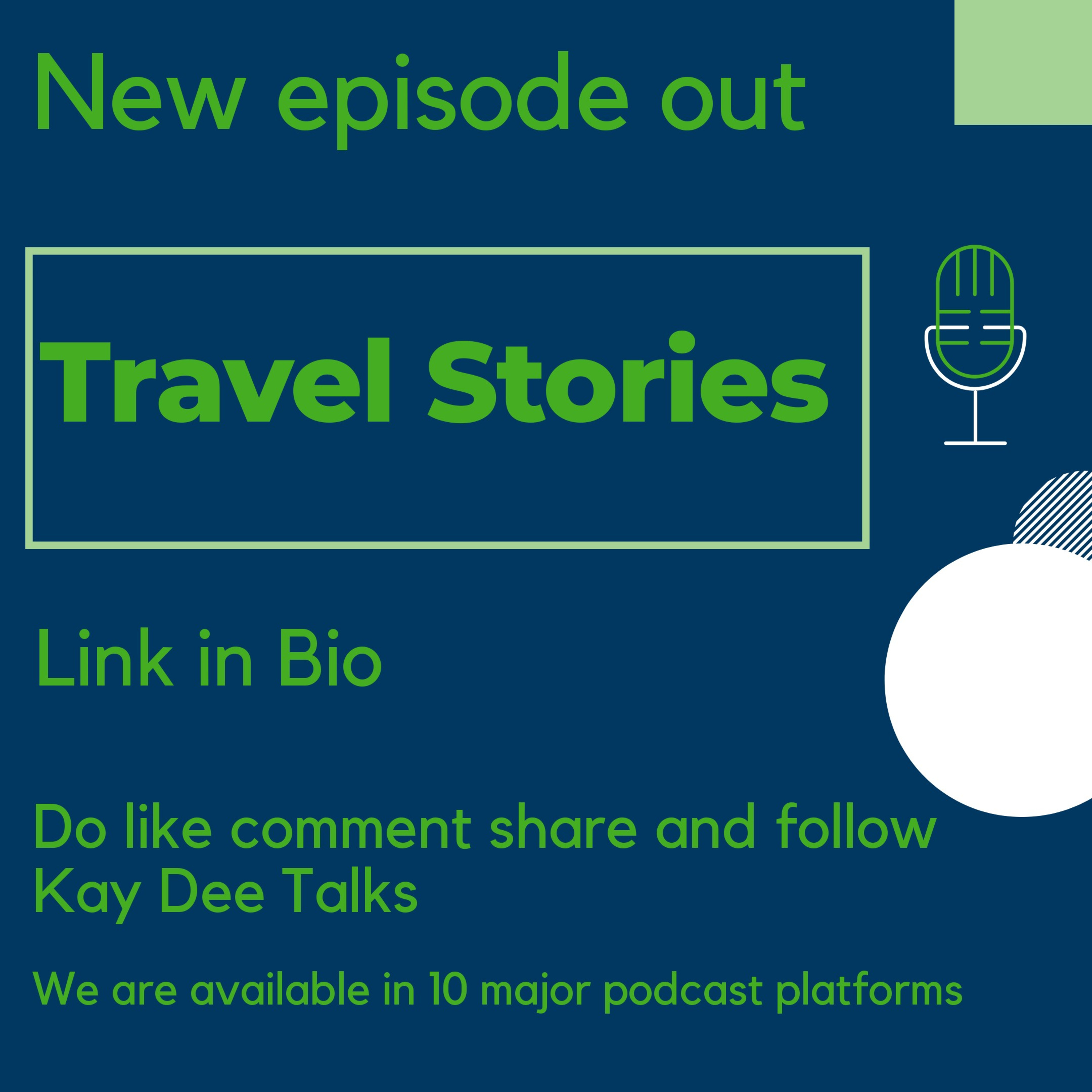 Travel stories from Gypsy Jinns and KayDee Talks