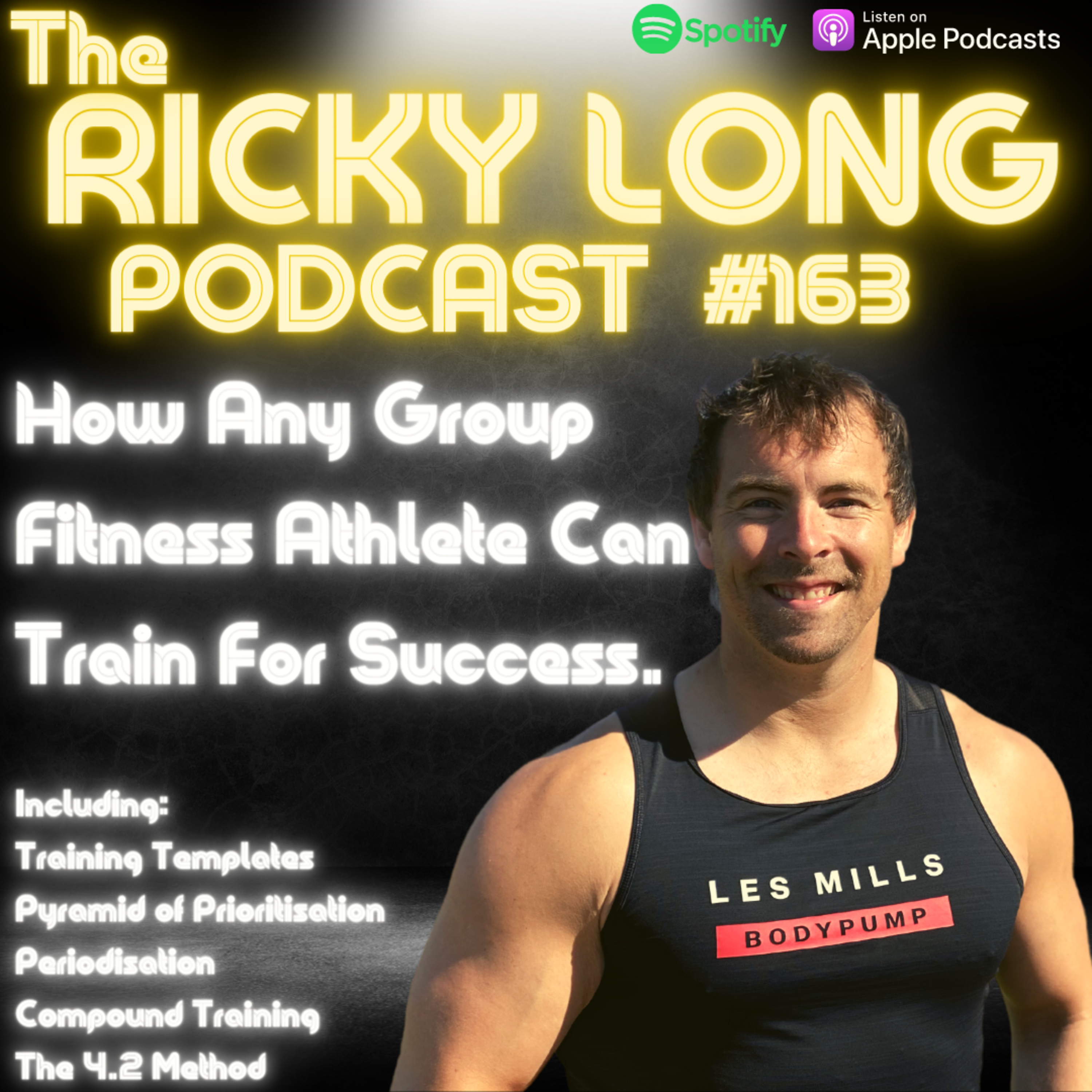 #163 How Any Group Fitness Athlete Can