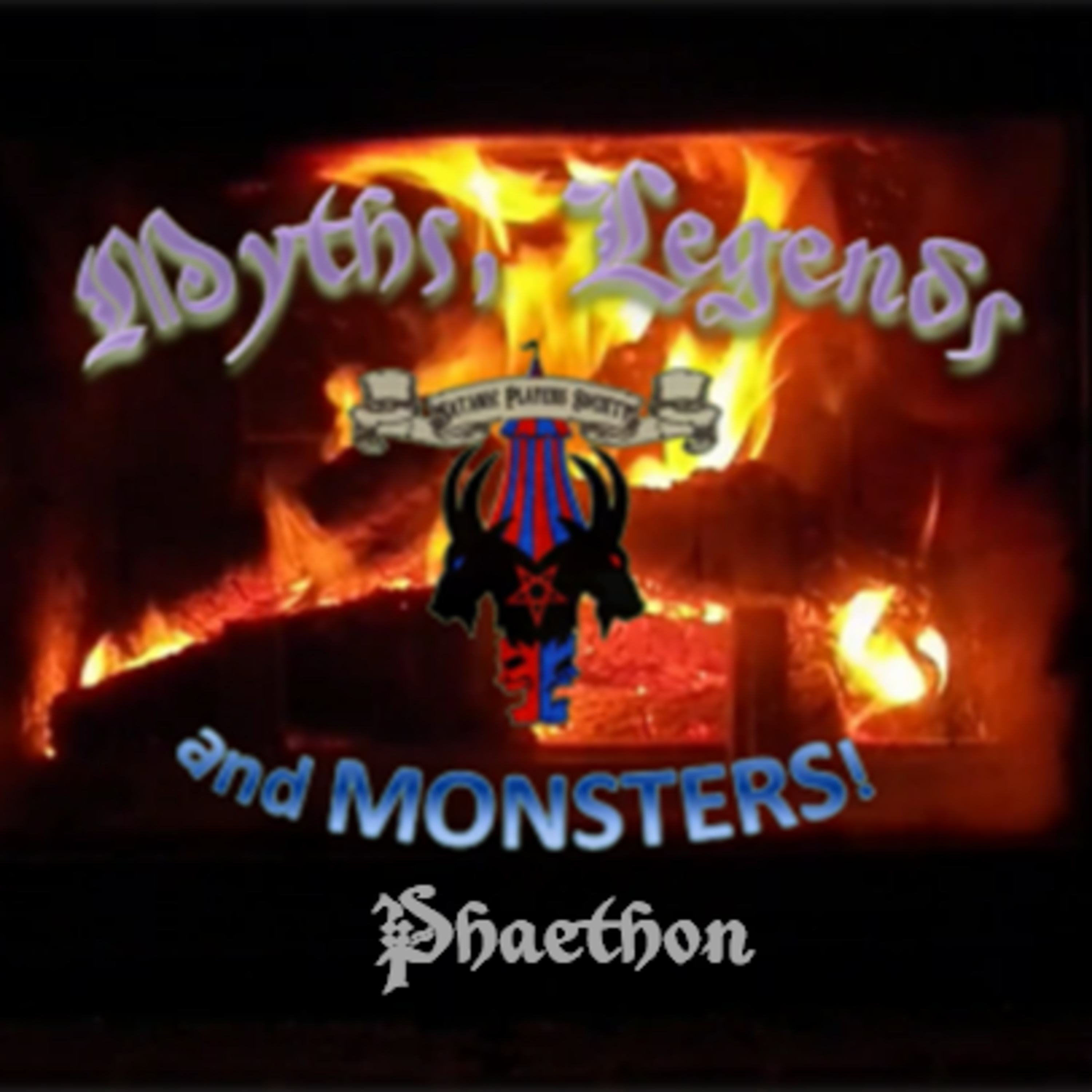 Phaethon (Myths, Legends and Monsters)