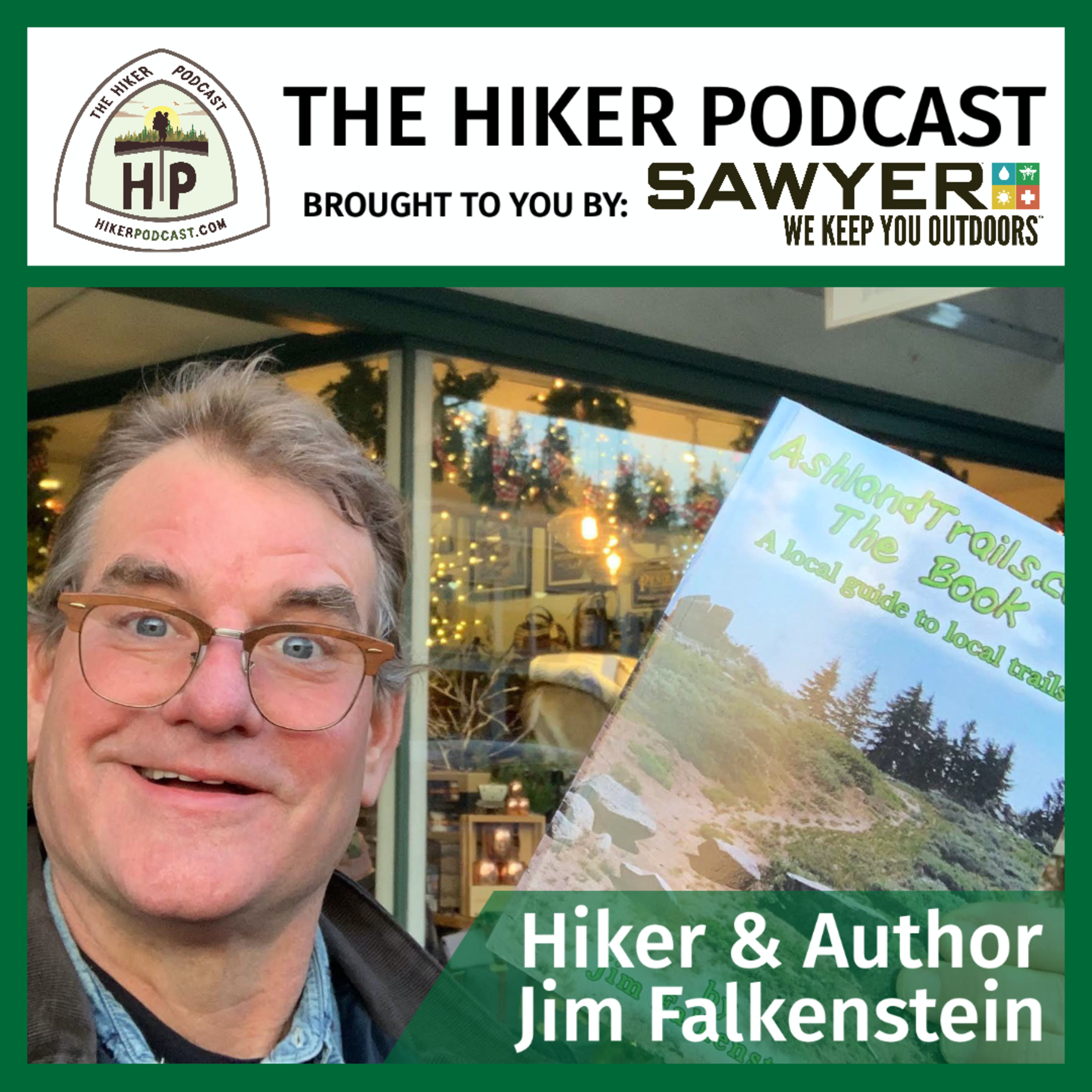 Hiker and Author Jim Falkenstein | The Hiker Podcast Episode 8