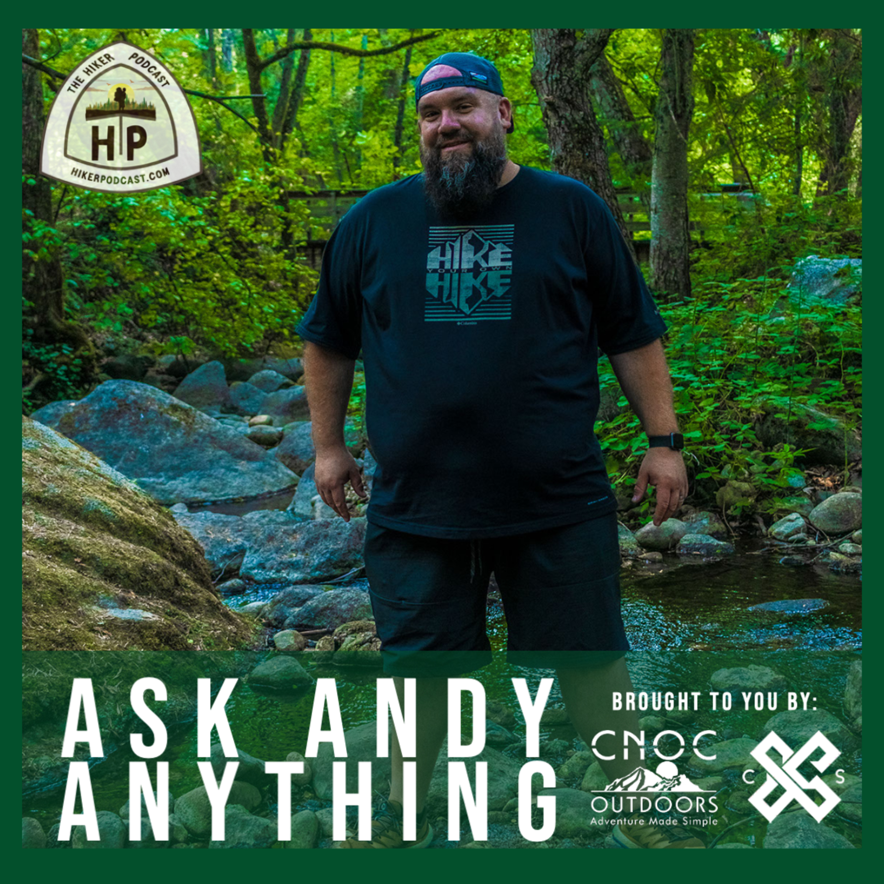 Ask Andy Anything | The Hiker Podcast