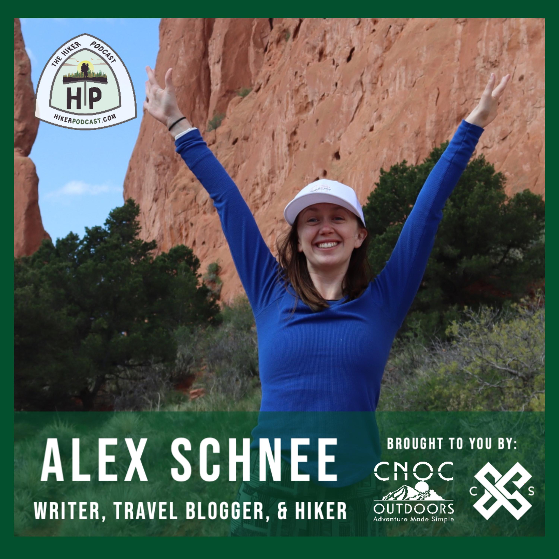 Alex Schnee: Writer, Travel Blogger, & Hiker