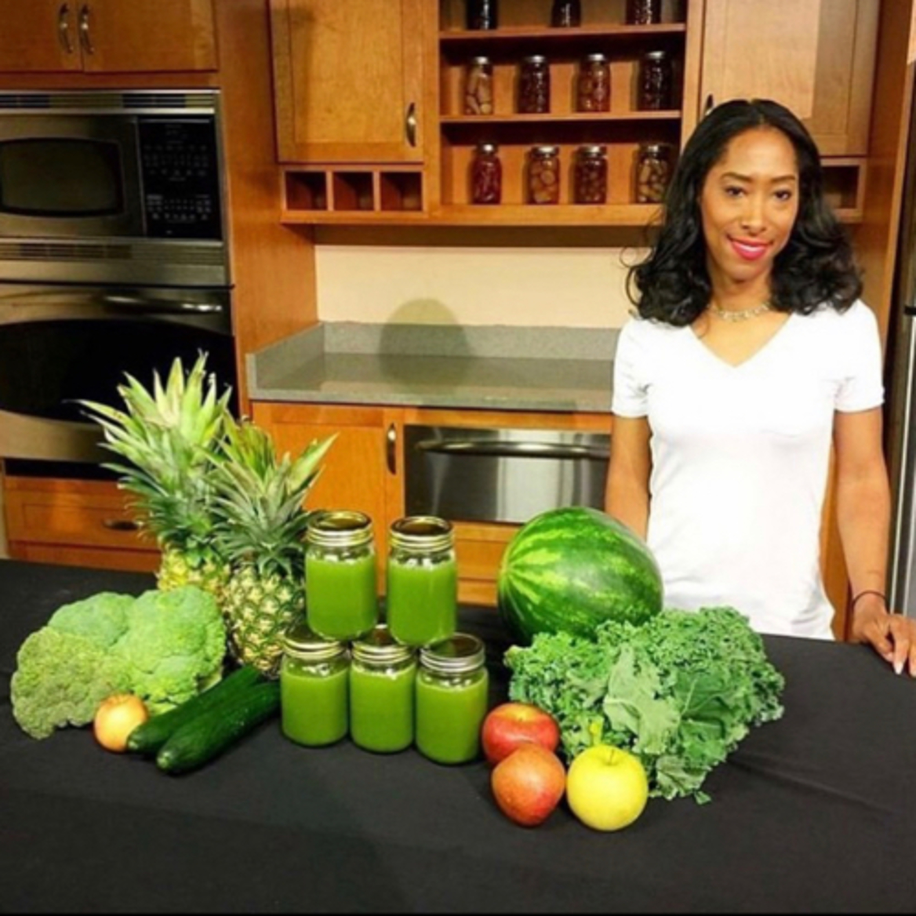 You Got the Juice Now: Holistic Health Coach Melise Frazier Builds an Empire after a Health Scare