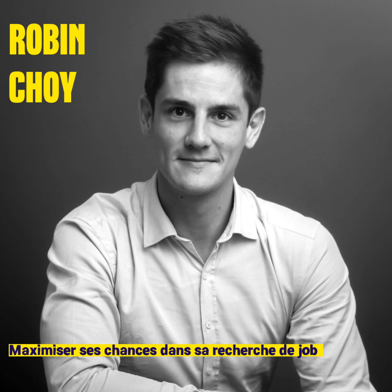 [Rediffusion] Maximiser ses chances dans sa recherche de job – Robin Choy (HireSweet)