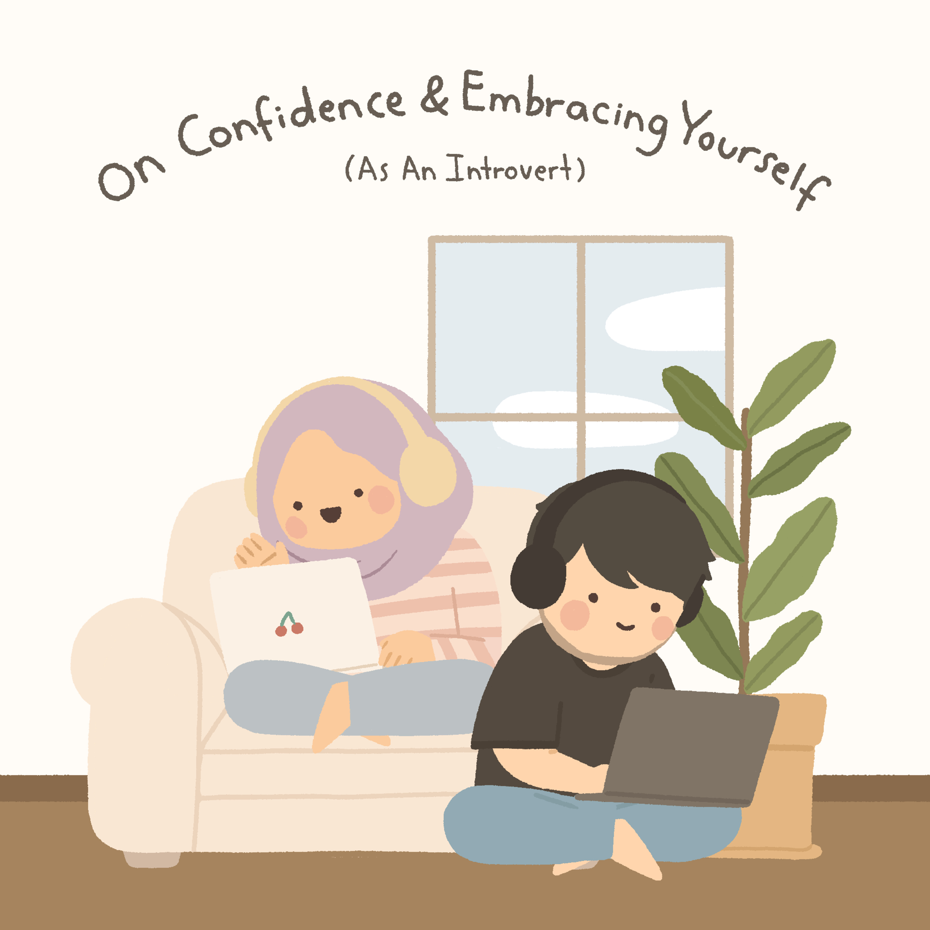 On Confidence & Embracing Yourself (As An Introvert) feat Karim Boubker