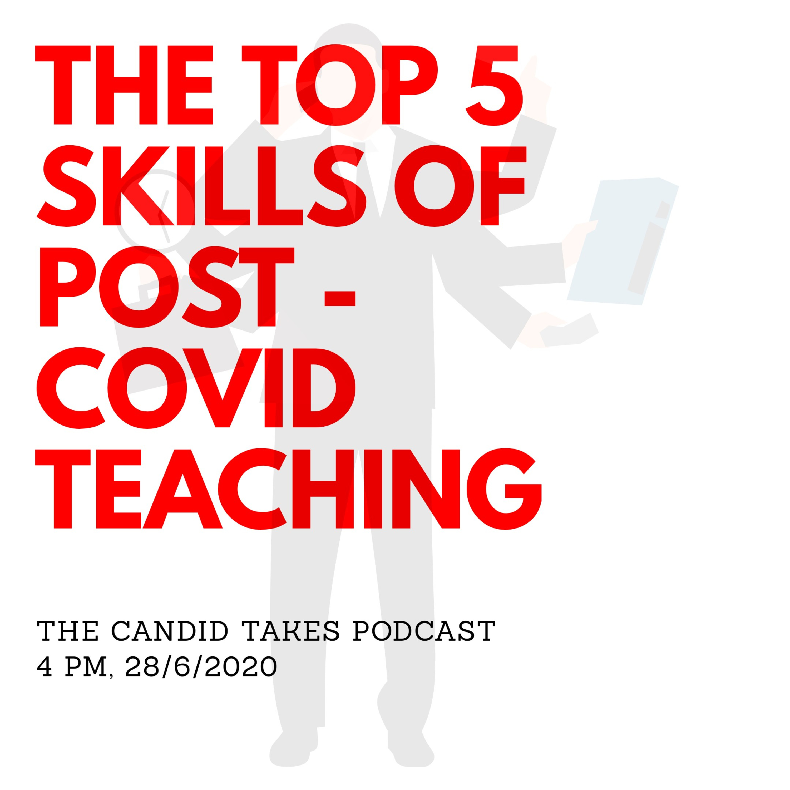 The Candid Takes Podcast on Jamit