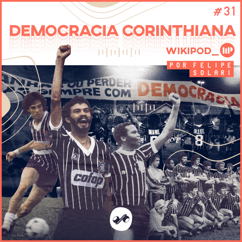 DESCUBRA O QUE FOI A DEMOCRACIA CORINTHIANA