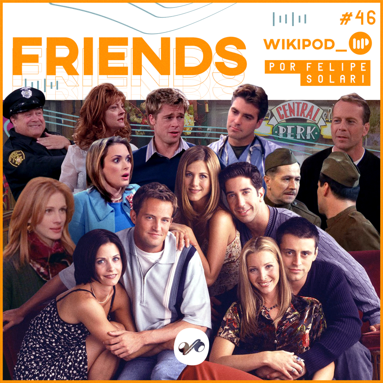 FRIENDS E SEUS 27 ANOS DE SUCESSO!