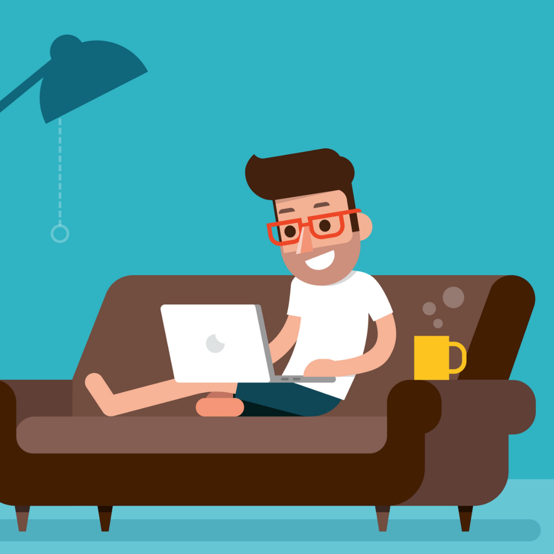 11. Как работать из дома: руководство для разработчиков