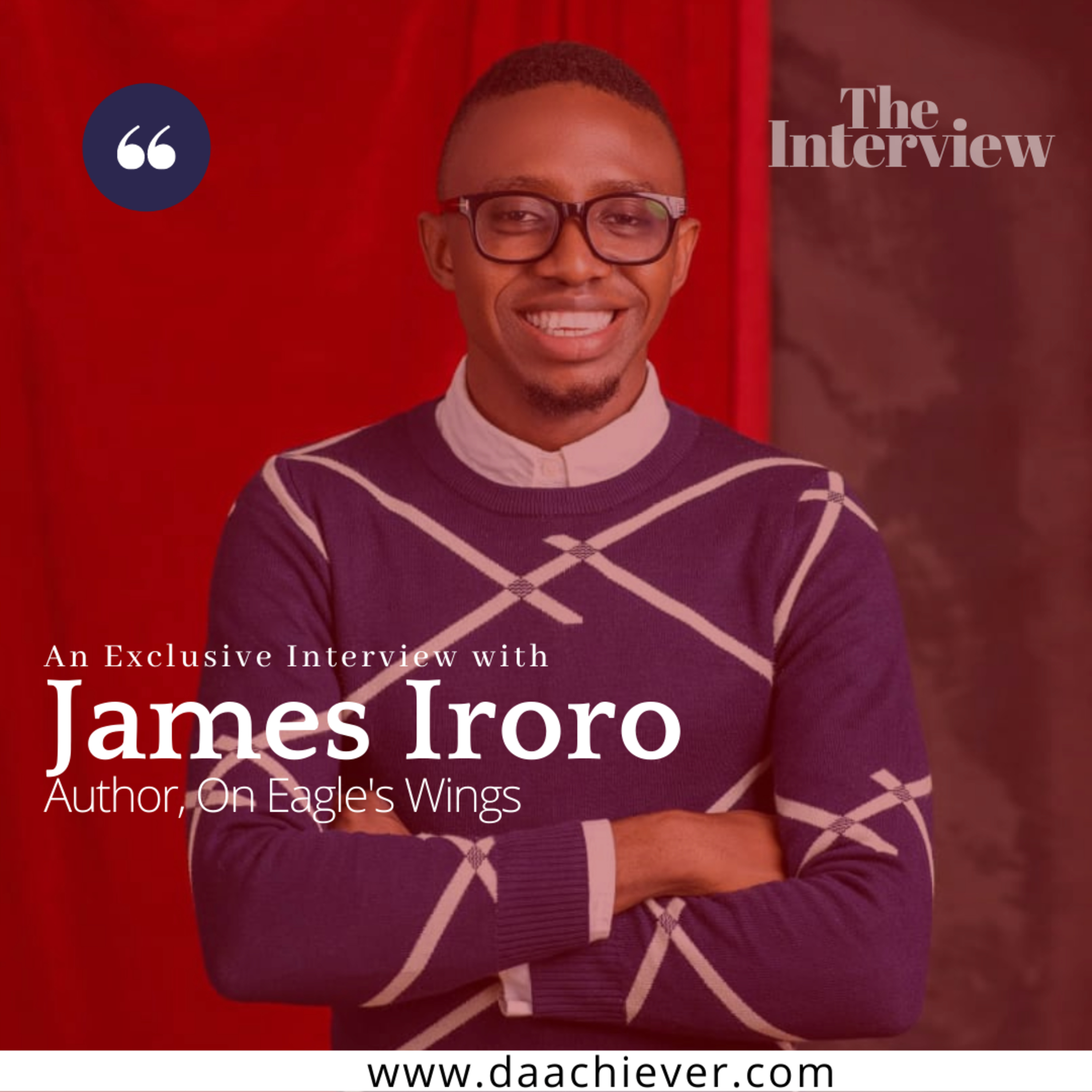 The Christian Author Podcast W/ Kudabo Victory on Jamit