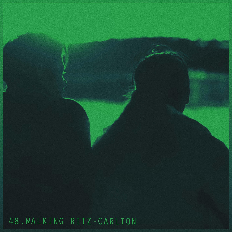 Walking Ritz-Carlton