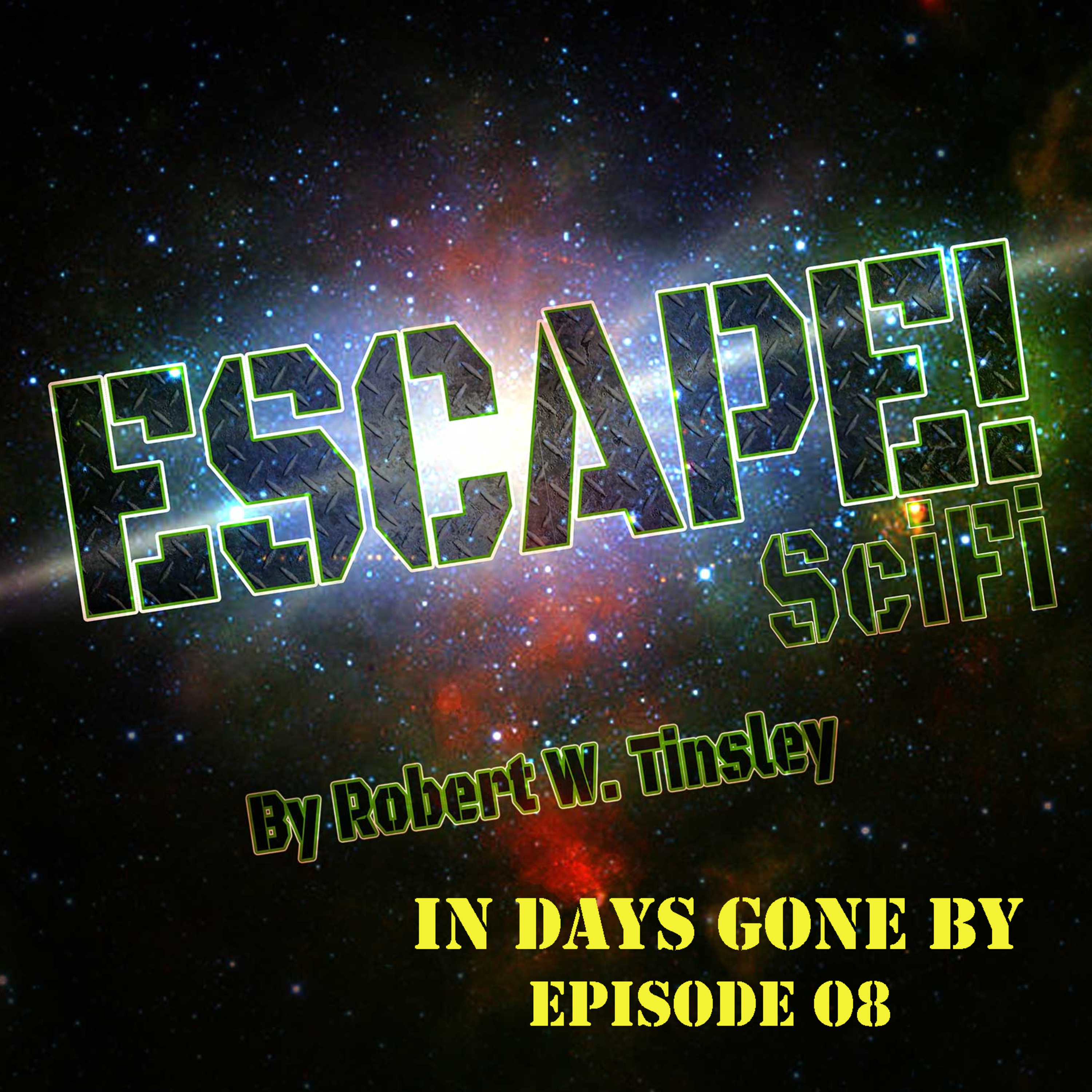 """ESCAPE! Scifi"" Podcast"