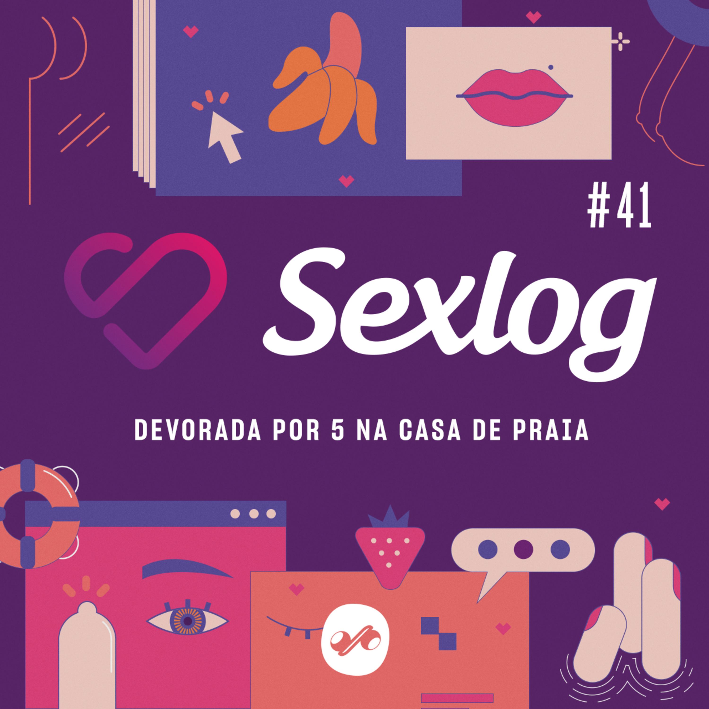 CONTO | DEVORADA POR 5 NA CASA DE PRAIA