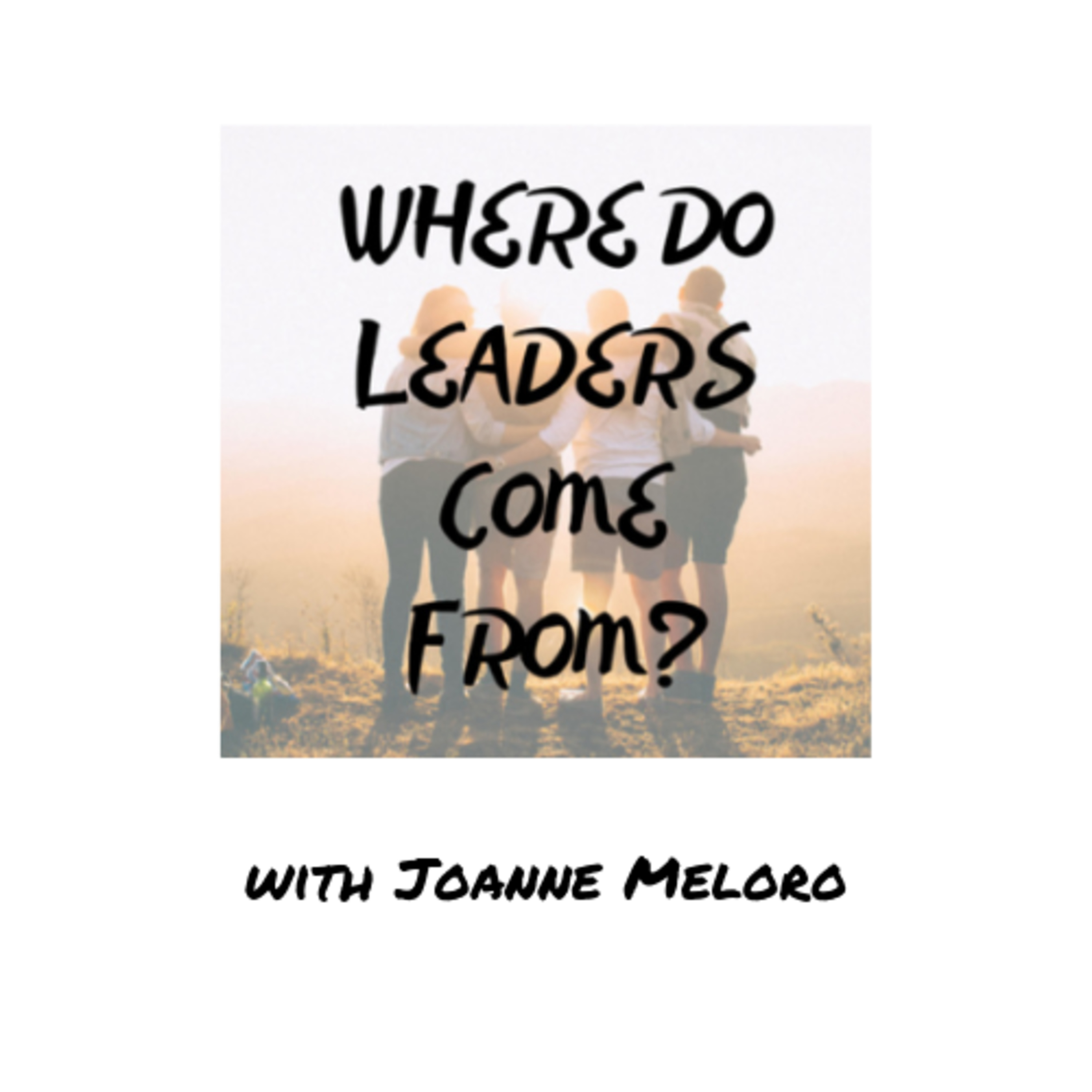 Everyone needs a coach - Joanne Meloro