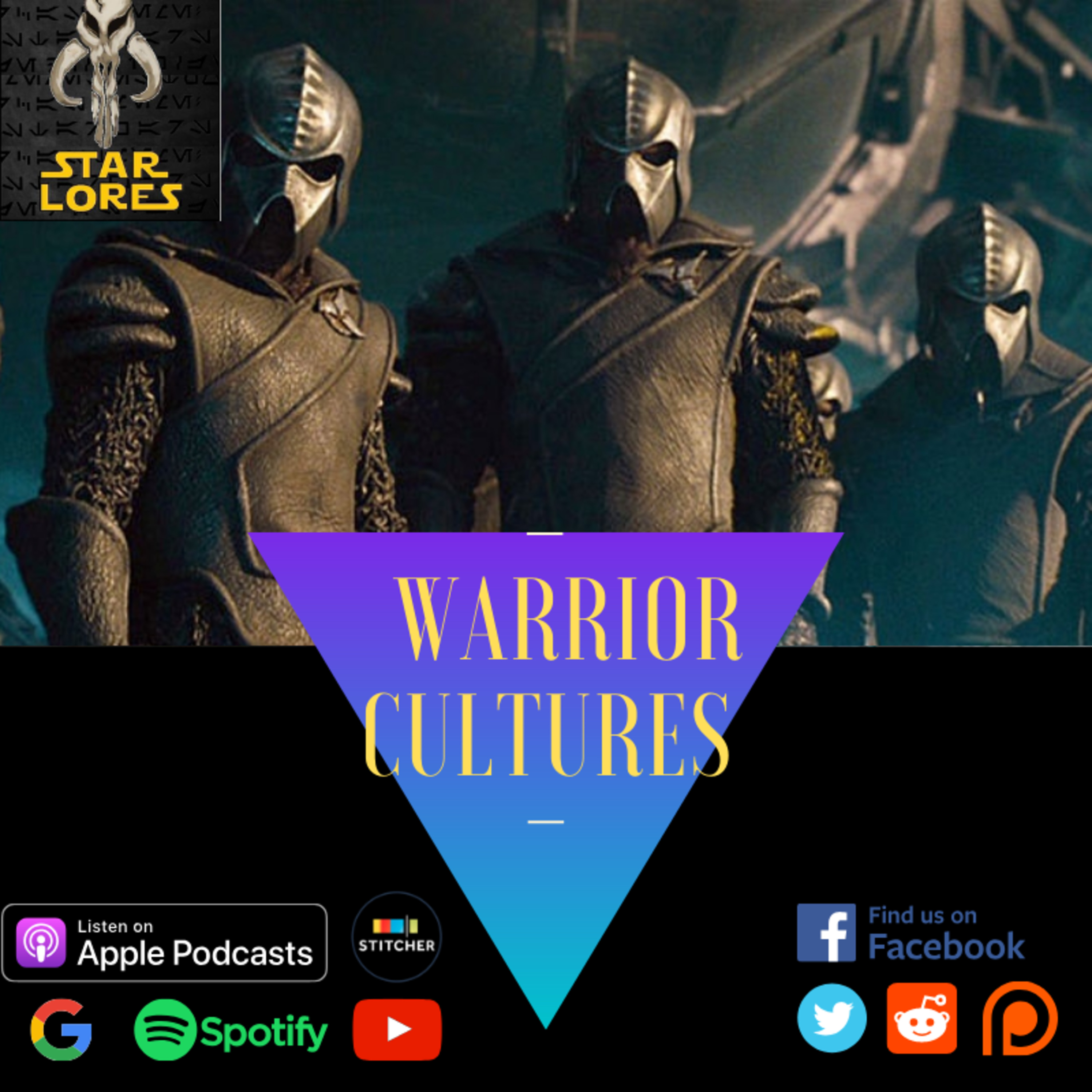 The Star Lores Podcast
